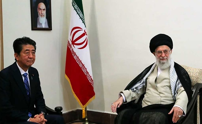 Donald Trump 'Not Worthy Of Exchanging Messages': Iran Leader Tells Japan PM