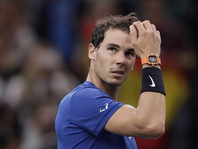 Tennis: Rafael Nadal is not happy with Wimbledons seeding process