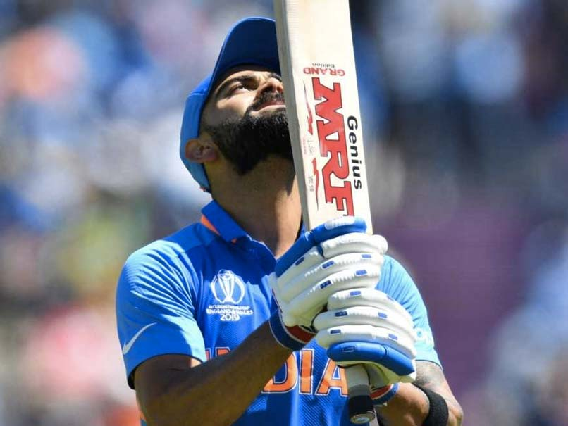 Virat Kohli beats Tendulkar, Lara; becomes fastest to reach 20,000 international runs