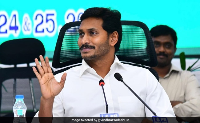 Jagan Reddy vs State Election Body In High Court Over Local Body Polls