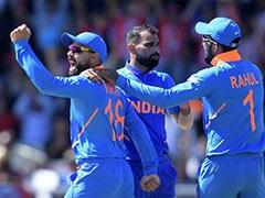 உலகக்கோப்பை கிரிக்கெட் : 125 ரன் வித்தியாசத்தில் வெஸ்ட் இண்டீசை வென்றது இந்தியா!! #ScoreCard