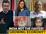 Video : UPA To NDA, GDP Growth Overestimated?