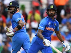 World Cup 2019: Virat Kohli Gives Update On Shikhar Dhawan