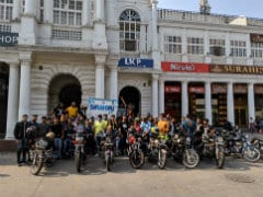 Royal Enfield Celebrates World Motorcycle Day With Cleanliness Drive In Six Cities