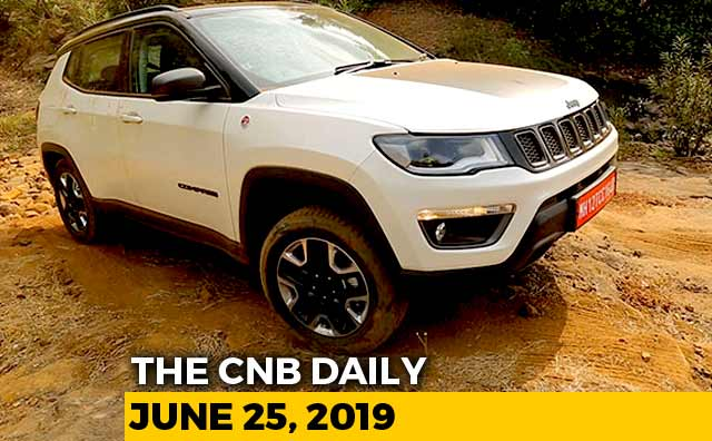 Video : Jeep Compass Trailhawk Price, Renault Duster, BMW EVs
