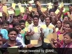 "Now, Trinamool Supporters Send 10,000 ""Jai Bangla"" Postcards To PM Modi"