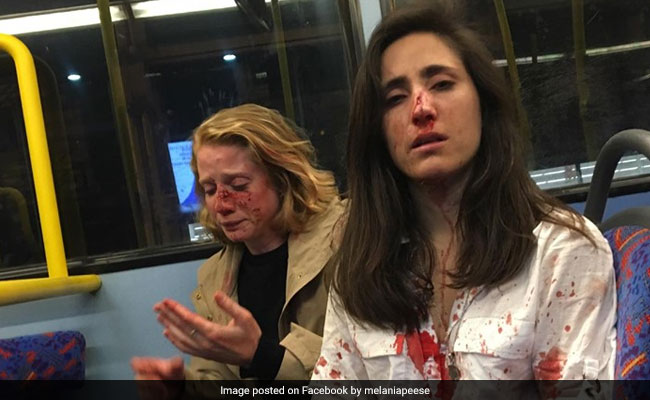 Gay Couple Beaten On London Bus After Refusing To Kiss In Front Of Gang