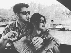 This Pic Of Priyanka Chopra And Nick Jonas Looks Straight Out Of A Fairy Tale