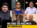 Video : Bengal: Elections Over, Political Violence Continues