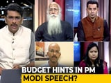 Video : Did The Prime Minister Drop Crucial Budget Hints In The Parliament?