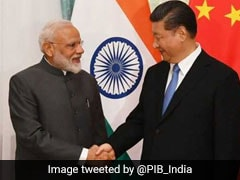 "India, China ""Do Not Pose Threats"" To Each Other: Xi Jinping To PM Modi"