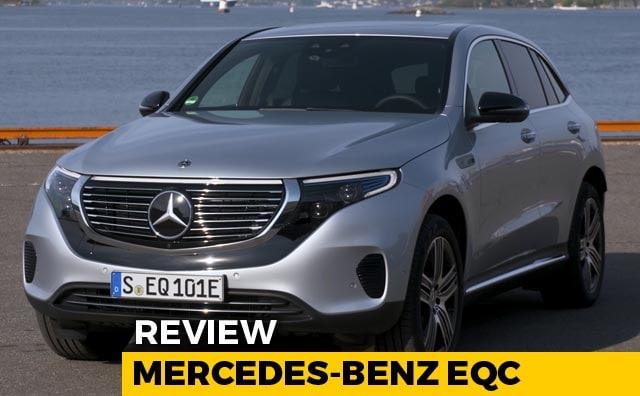 Video : Mercedes-Benz EQC Review