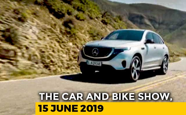 Video : Mercedes-Benq EQC - An All Electric Mercedes