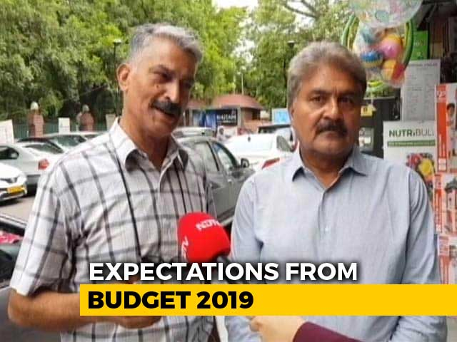 Video : Budget 2019: What Do People Expect?