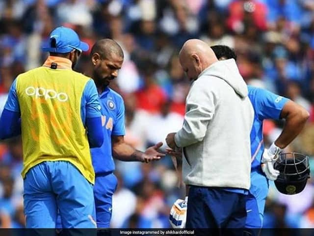 Shikhar Dhawan Posts Poem On Social Media After Injury, Fans Wish Speedy Recovery