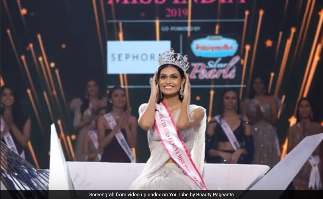 Miss India 2019: Rajasthan's Suman Rao Wins Beauty Pageant