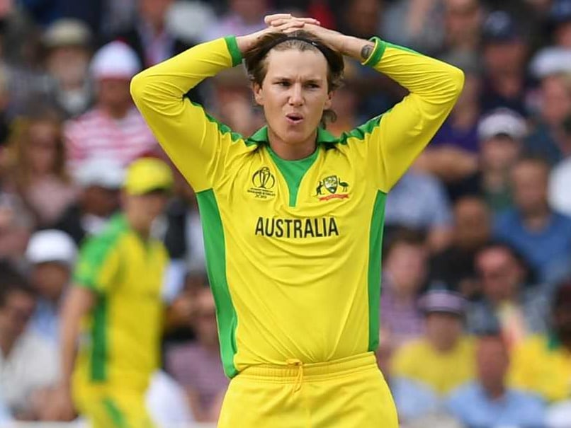 """He Has Hand Warmers"": Aaron Finch Rubbishes Ball-Tampering Claims On Adam Zampa"