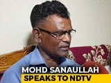 "Video : ""Truth Will Prevail"": Ex-Soldier Declared ""Foreigner"" Tells NDTV"