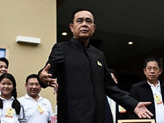 Thai Lawmakers Elect Military Chief Prayut Chan-O-Cha As Prime Minister