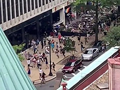 Indian-American Man With Gun Sparks Mass Stampede At US Gay Pride Parade
