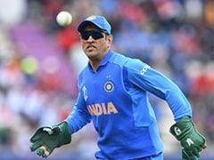 MS Dhoni Not To Remove Insignia From Gloves, Have Sought ICC Approval, Says Committee of Administrators Chief