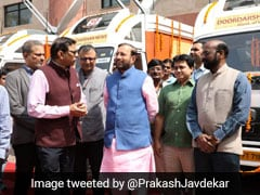 New Government To Retain Autonomy Of Prasar Bharati: Prakash Javadekar