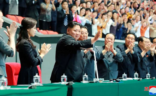 North Korea Reportedly Halts 'Mass Games' After Kim Jong Un Complains