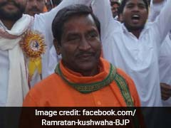 """""""If Officials Don't Respect, Hit Them With Shoes"""": UP BJP Legislator"""