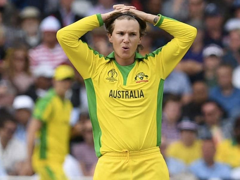 ICC Reprimands Adam Zampa For Using Abusive Language