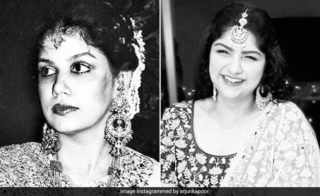 Arjun Kapoor Posts Pics Of Mom Mona And Sister Anshula: 'Like Mother Like Daughter'