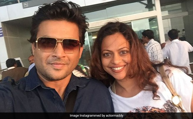 R Madhavan's Anniversary Post For Wife Sarita Birje Reveals Just How 'Crazily In Love' They Are