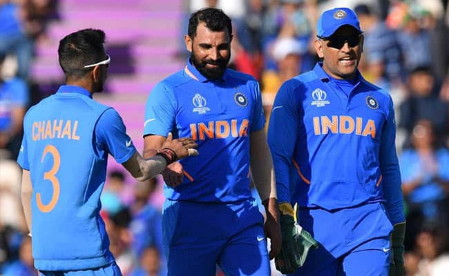 World Cup 2019: Mohammad Shami was given special advice by MS Dhoni just before hat trick