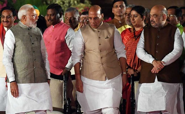 BJP Forms New Parliamentary Party Executive Committee, PM Modi Leader In Lok Sabha