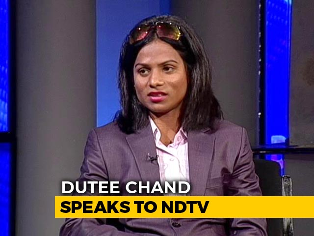 Video : Dutee Chand On Her Sister's Reaction To Coming Out As Gay