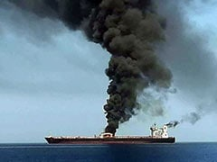 US Blames Iran For Tanker Attacks In Gulf Of Oman, Iran Rejects Claims