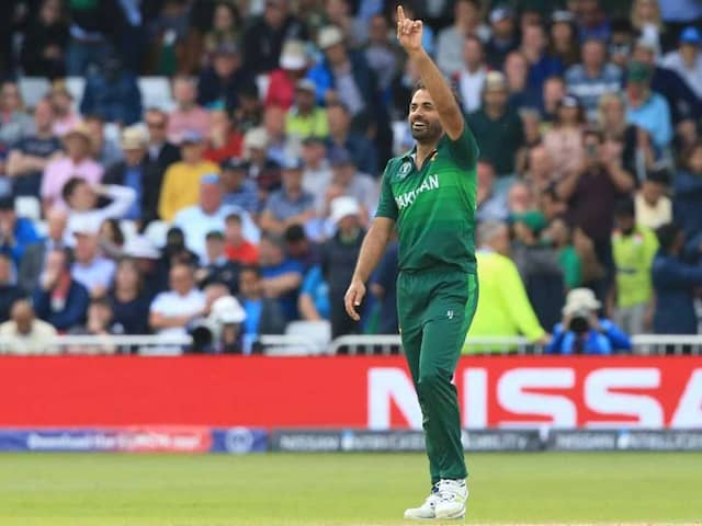 World Cup 2019, India vs Pakistan: Wahab Riaz, Pakistan Bowler To Watch