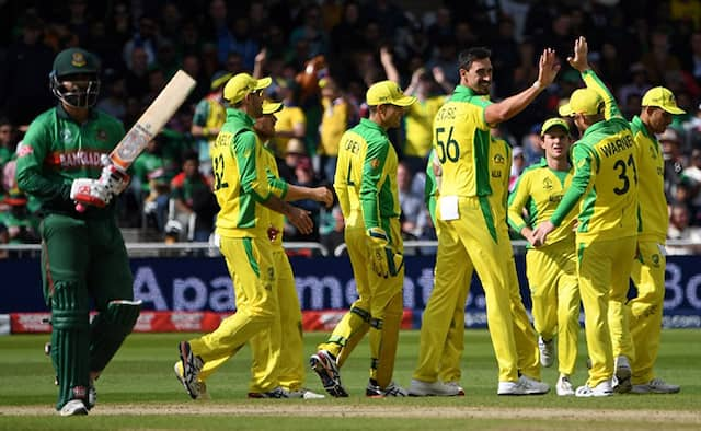 World Cup 2019, AUS Vs BNG: Australia Beat Bangladesh By 48 Runs