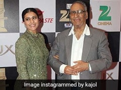 'RIP With Love': Kajol's Tribute To Father-In-Law Veeru Devgan. It's OK To Cry
