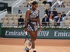 Serena Williams Knocked Out Of French Open Third Round By Sofia Kenin