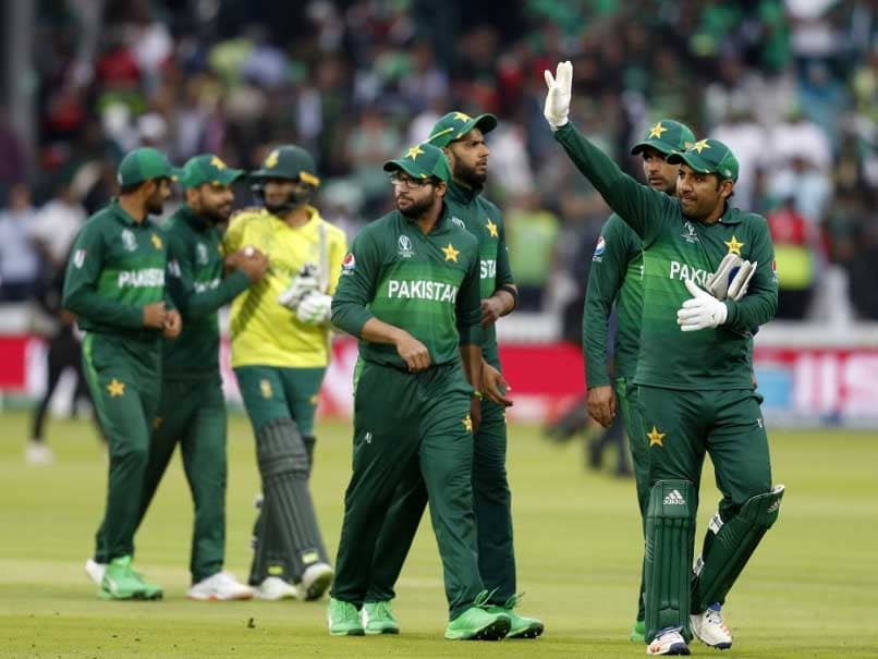 Pakistan Condemn Woeful South Africa To World Cup 2019 Exit