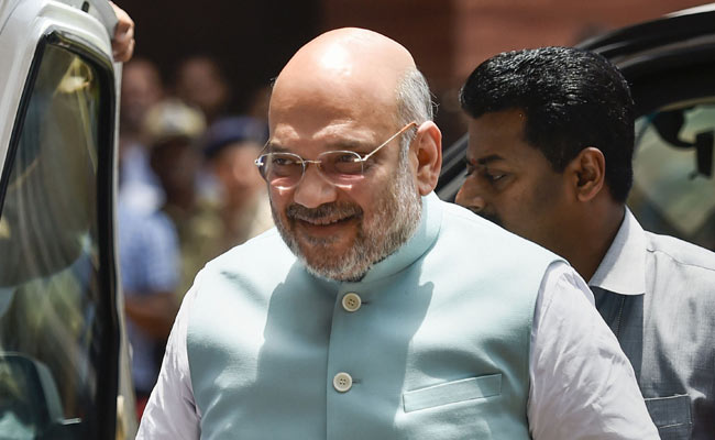'Padyatras' To Be Held To Spread Teachings Of Mahatma Gandhi: Amit Shah