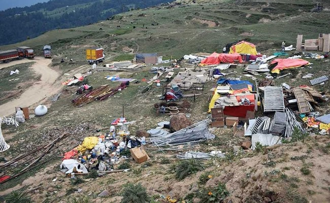 300 Quintals Of Waste Cleaned After Rs 200-Crore Weddings In Uttarakhand