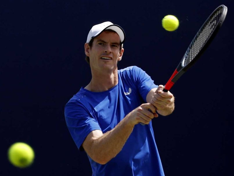 """Life-changing"" Surgery Gives Andy Murray Cause For Optimism"