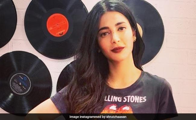 Shruti Haasan To Include Break-Up Song In Her