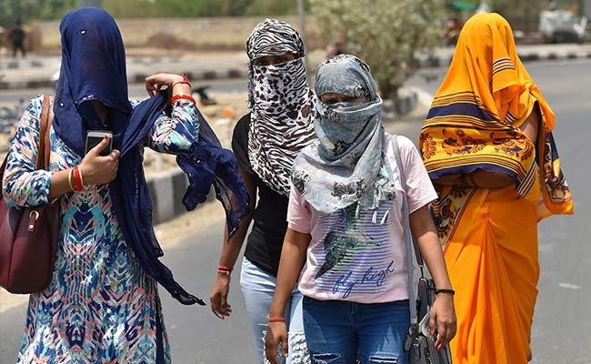 Heatwave Likely In Parts Of Delhi On Sunday