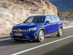 Mercedes-Benz GLB To Be Launched Globally At The End Of This Year