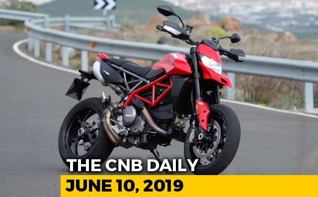 Video : Ducati Hypermotard 950 Launch, TVS Jupiter Grande, Maruti Suzuki Dzire Sales