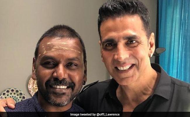 'लक्ष्मी बॉम्ब' में हुई राघव लॉरेंस की वापसी, ट्वीट कर अक्षय कुमार के लिए कही ये बात