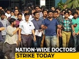 Video : All-India Doctors' Strike Today