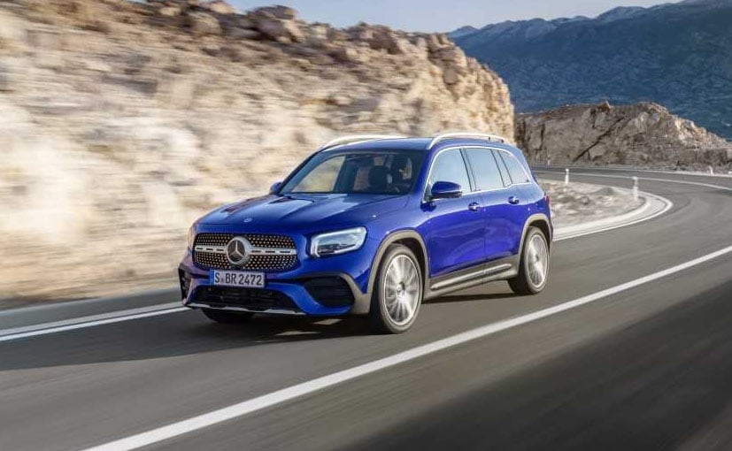 The Mercedes-Benz GLB is the first seven-seater compact SUV.